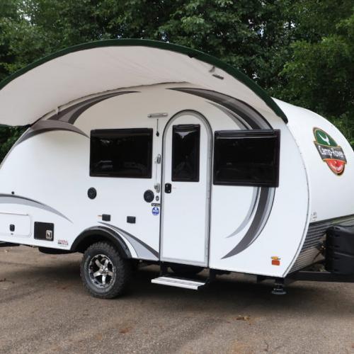 Xtreme Outdoor Camp Rover   les photos officielles de la caravane US