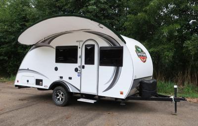 Xtreme Outdoor Camp Rover | les photos officielles de la caravane US