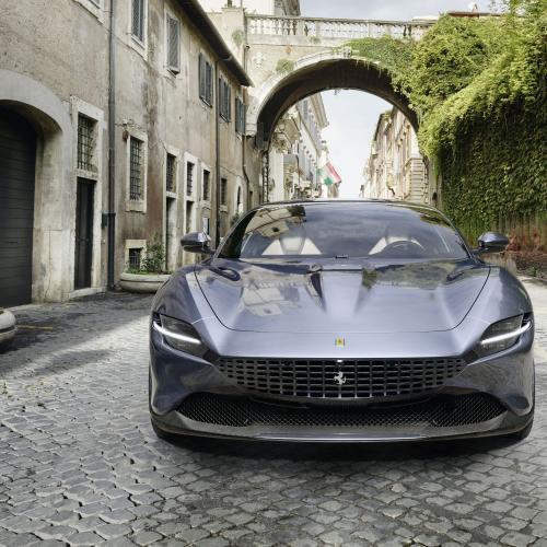 Ferrari Roma | les photos officielles de la GT italienne