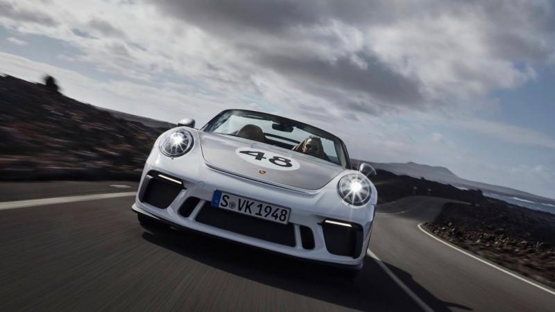 Album photo - Porsche 911 type 991 | Retour en photos sur tous les modèles emblématiques de ...