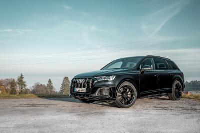 Audi SQ7 TDI par ABT Sportsline | Les photos officielles du gros SUV allemand préparé