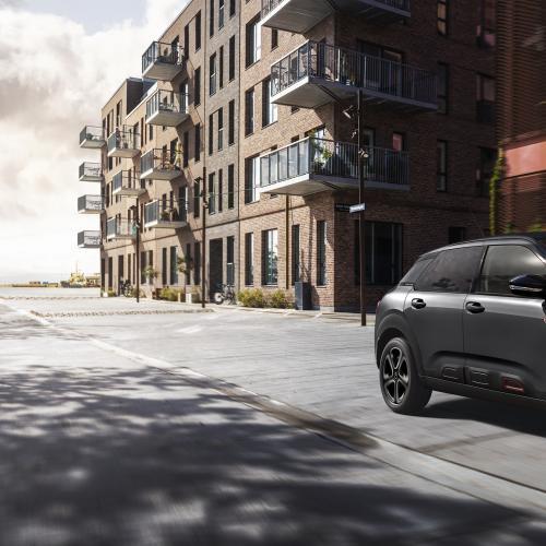 Citroën C4 Cactus C-Series | les photos officielles de la série spéciale