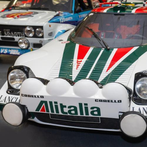 Exposition Rallye à Monaco 2020   Les photos des bolides avec Son Altesse Sérénissime