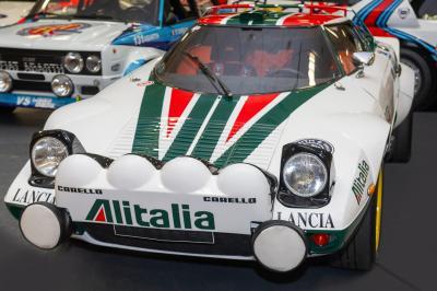 Exposition Rallye à Monaco 2020 | Les photos des bolides avec Son Altesse Sérénissime