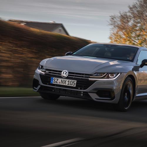 Volkswagen Arteon R-Line Edition   les photos officielles du Coupé 4 portes