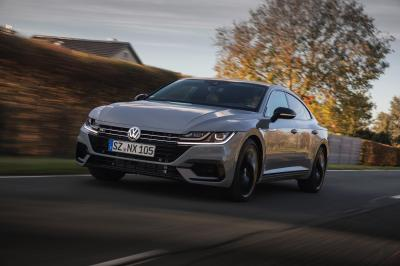 Volkswagen Arteon R-Line Edition | les photos officielles du Coupé 4 portes