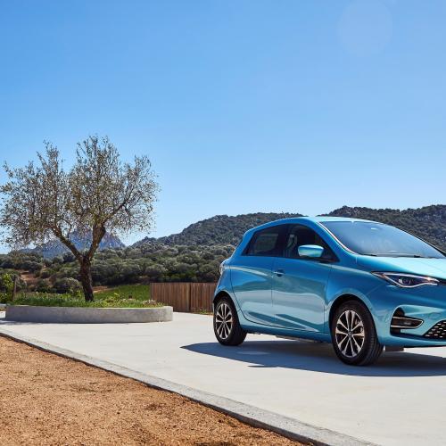 Renault Zoe, Tesla Model 3, Nissan Leaf...   Les photos des 10 voitures électriques les plus vendues en 2019