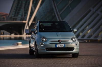 Fiat 500 Hybrid | les photos officielles de la citadine italienne