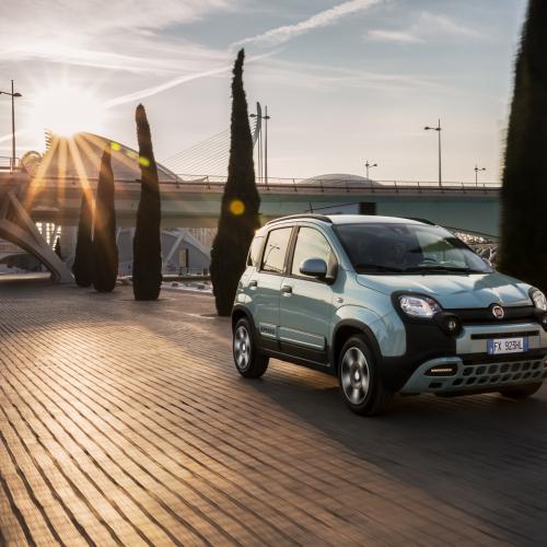 Fiat Panda Hybrid | les photos officielles de la citadine italienne