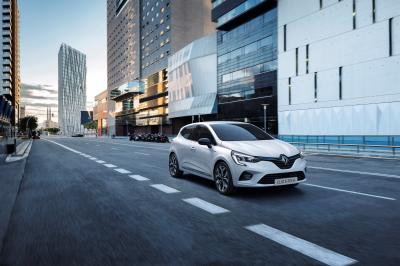 Renault Clio E-Tech | les photos officielles de la Clio hybride