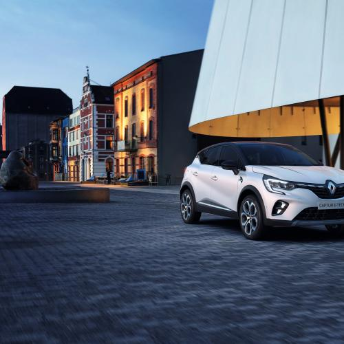 Renault Captur E-Tech | les photos officielles