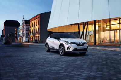 Renault Captur E-Tech | les photos officielles