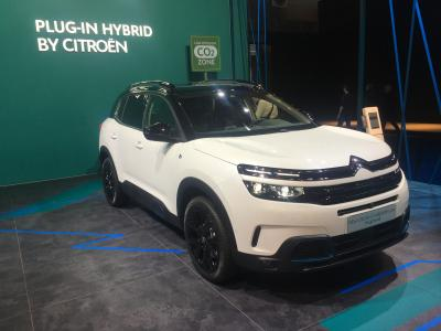 Citroën C5 Aircross Hybrid | nos photos au Brussels Motor Show