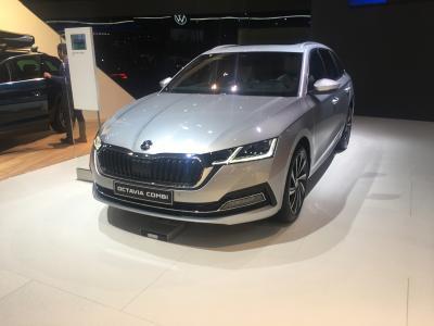 Mercedes GLA | nos photos au Brussels Motor Show 2020