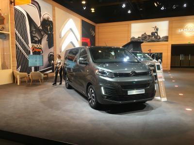 Citroën SpaceTourer | nos photos du van familial au Brussels Motor Show 2020