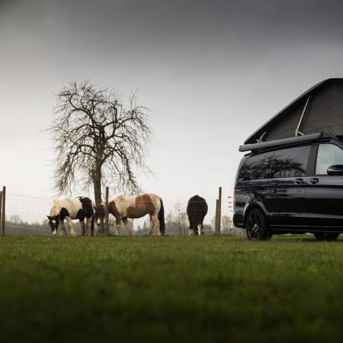 Camping-car Mercedes Marco Polo MBAC | les photos officielles
