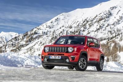 Jeep Renegade Quiksilver Winter Edition | Les photos de la série spéciale