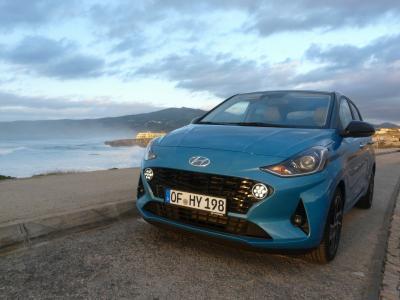 Nouvelle Hyundai i10 | toutes les photos de notre essai de la puce coréenne