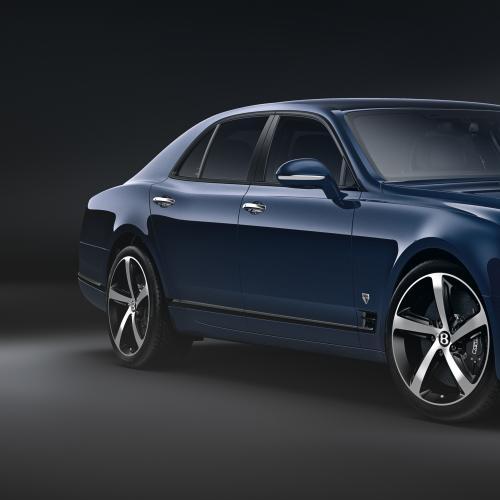 Bentley Mulsanne 6.75 Edition by Mulliner   Les photos de la limousine en série limitée