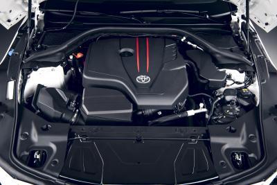 Toyota GR Supra 2.0 : toutes les photos