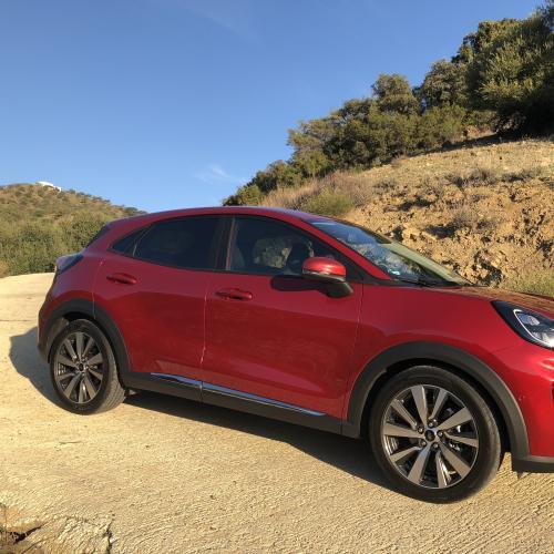 Ford Puma | les photos de notre essai en Espagne