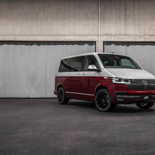 Volkswagen T6.1 par ABT Sportsline | Les photos officielles du van préparé