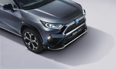 Toyota RAV4 Plug-in Hybrid | les photos officielles du SUV hybride rechargeable