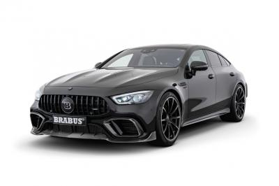 Brabus 800 sur base de Mercedes AMG GT 63 S 4 portes | Les photos officielles du monstre