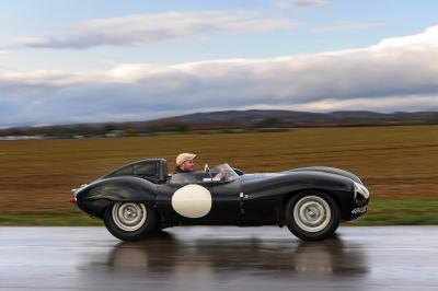 Jaguar Type D | Les photos du mythe absolu à vendre par RM Sotheby's