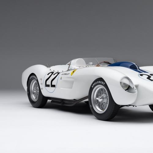 Ferrari 250 TR Lucybelle II | Les photos de la miniature réalisée par Amalgam Collection