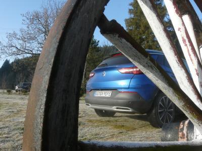 Opel Grandland X Hybrid4 | Toutes les photos de notre essai de la version hybride rechargeable du SUV allemand