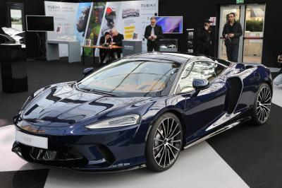 McLaren GT | nos photos au Festival Automobile International 2020