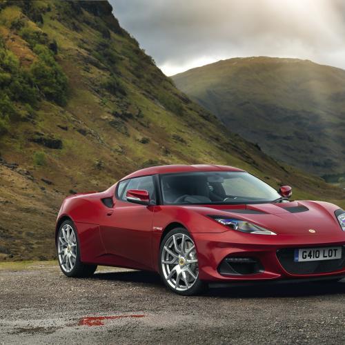 Lotus Evora GT410 : toutes les photos de la nouvelle sportive anglaise