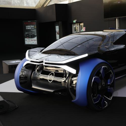 Citroen 19_19 Concept  nos photos au Festival Automobile International 2020