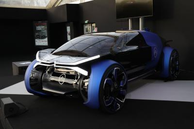 Citroen 19_19 Concept| nos photos au Festival Automobile International 2020