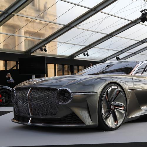 Bentley EXP 100 GT | nos photos au Festival Automobile International 2020