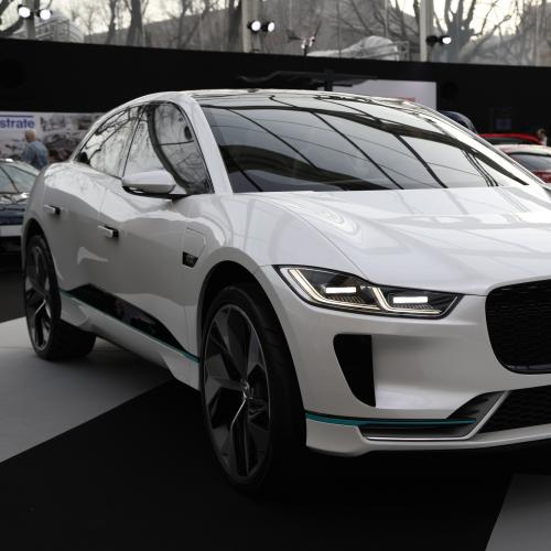 Jaguar I-PACE | nos photos au Festival Automobile International 2020
