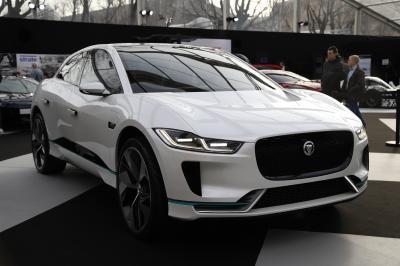 Jaguar I-PACE | nos photos au Festival Automobile International 2020