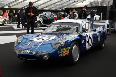 Retrospective Alpine| nos photos au Festival Automobile International 2020