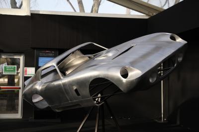 Exposition ModenArt| nos photos au Festival Automobile International 2020