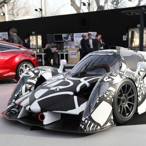 Nairones Defives et Ligier| nos photos au Festival Automobile International 2020