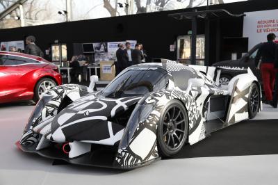 Nairones Defives et Ligier| nos photos au Festival Automobile International 2020