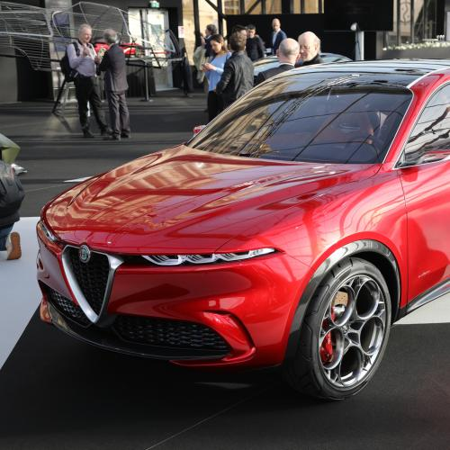 Alfa Romeo Tonale| nos photos au Festival Automobile International 2020