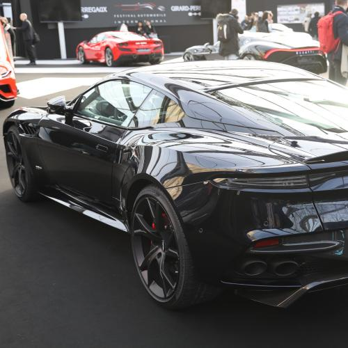 Aston Martin DBS Superleggera| nos photos au Festival Automobile International 2020