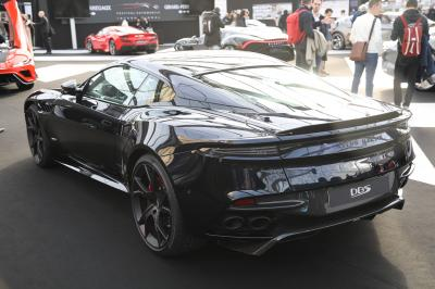 Aston Martin DBS Superleggera| nos photos au Festival Automobile International 2020