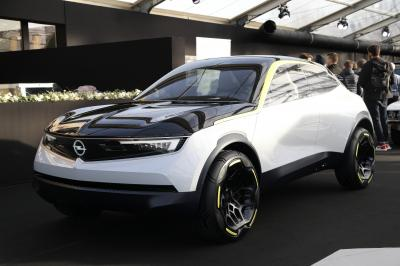 Opel GT X Experimental | nos photos au Festival Automobile International 2020