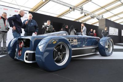 Krugger FG Krugger | nos photos au Festival Automobile International 2020