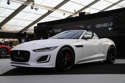 Jaguar F-Type| nos photos au Festival Automobile International 2020