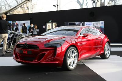 Citroen GQ Concept | nos photos au Festival Automobile International 2020