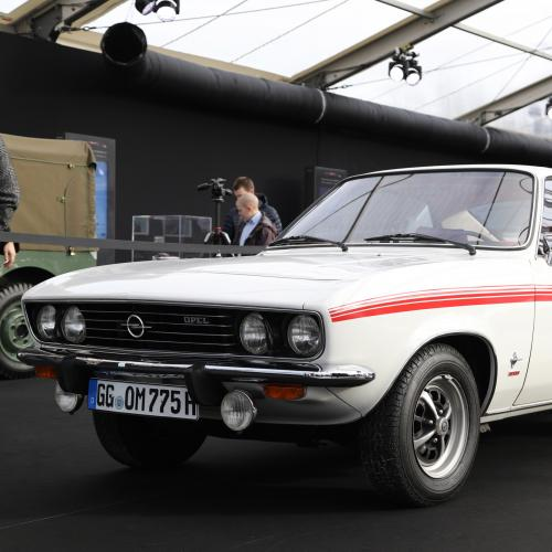 Opel Manta | nos photos au Festival Automobile International 2020